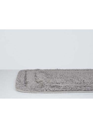 İrya Banyo Paspası Nıco 40X60 + 60X90 Gri